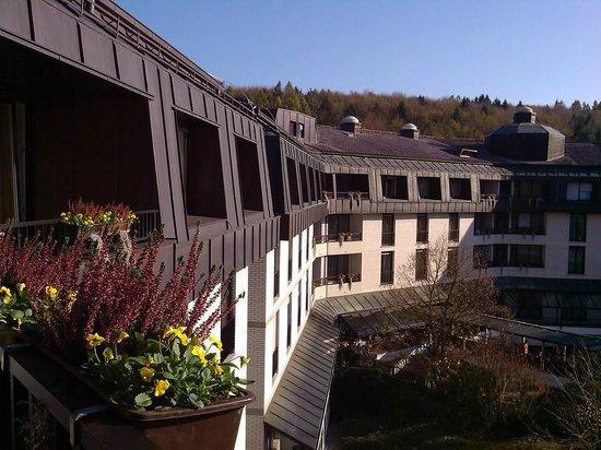 Hotel Vitarium: Panorama