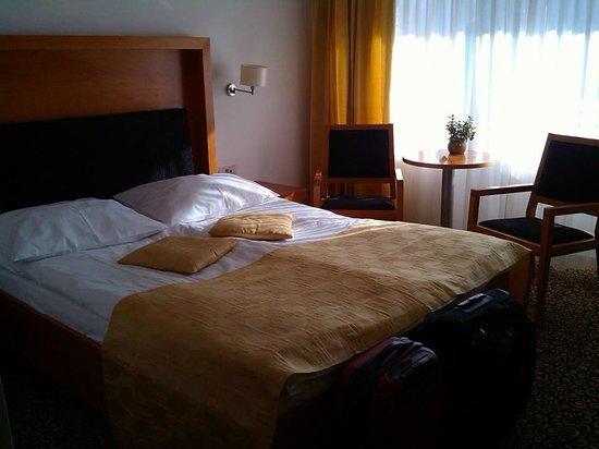 Hotel Vitarium: Camera
