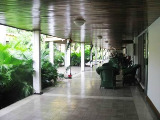 Globales Camino Real : hall
