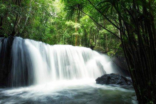 Ham Ninh, Vietnam: Suoi Tranh waterval, Phu quoc 2