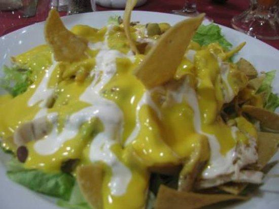 Globales Camino Real: nachos