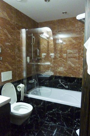 BEST WESTERN PLUS Hotel Arcadia: Bathroom