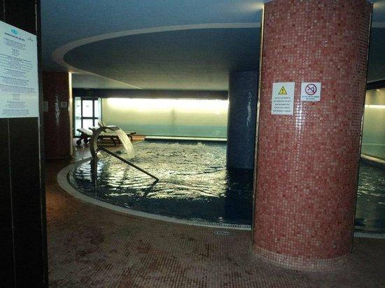 La Siesta Hotel: spa