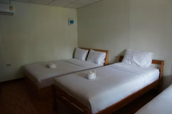 Thai Garden Inn : Zimmer