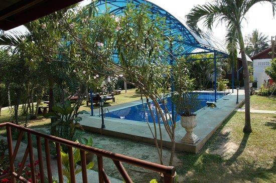 Thai Garden Inn : Pool