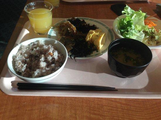 Hotel Sunroute Kyoto : 朝食バイキング