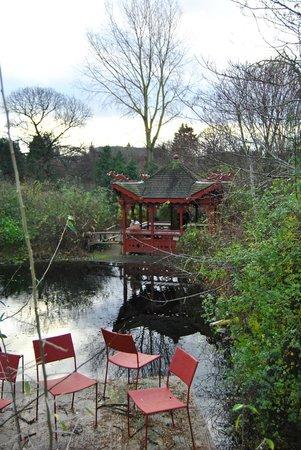 Royal Botanic Garden Edinburgh: Tempio Giapponese