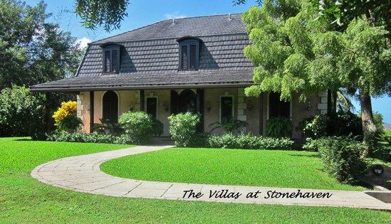 The Villas at Stonehaven: Eingangsseite