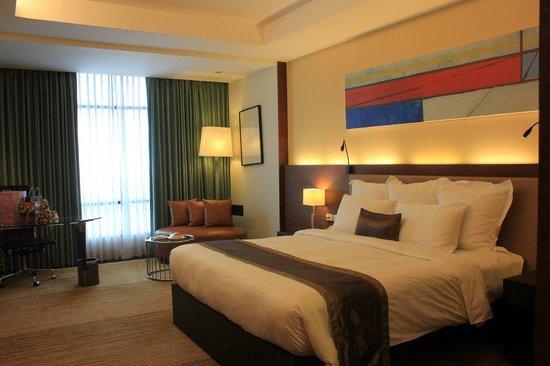 AETAS lumpini: Room view