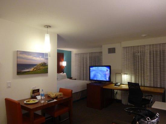 Residence Inn San Diego Del Mar: Sitting area