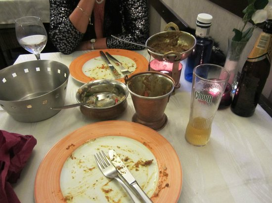 Indian Aroma : Balti In A Buucket no more