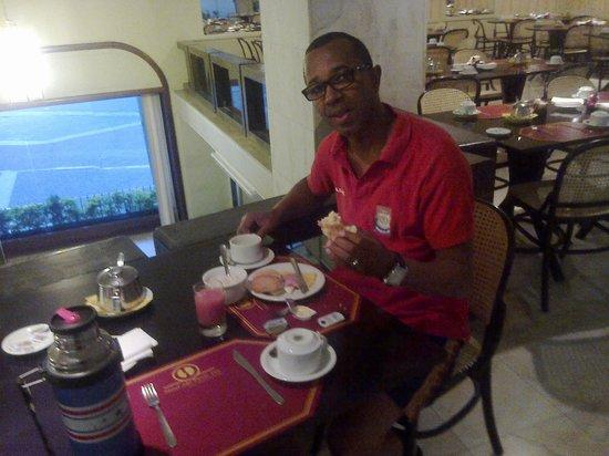 Sao Paulo Inn Hotel : Très bon