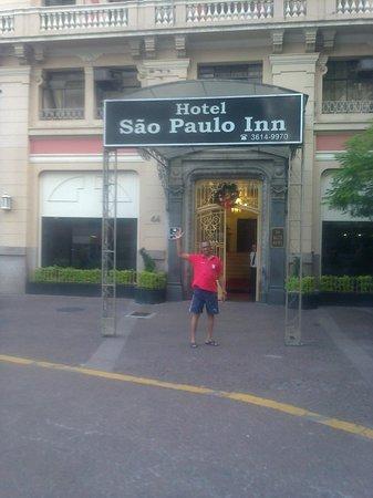 Sao Paulo Inn Hotel: Je suis impressionné