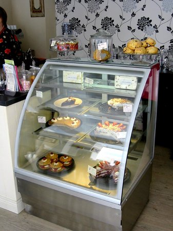 Cafe Cake : Always a great selection of fresh cakes