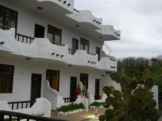 Hotel Fiesta: vista de otras habitaciones