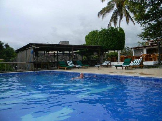 Hotel Fiesta: piscina