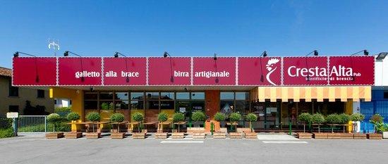 Cresta Alta Brescia