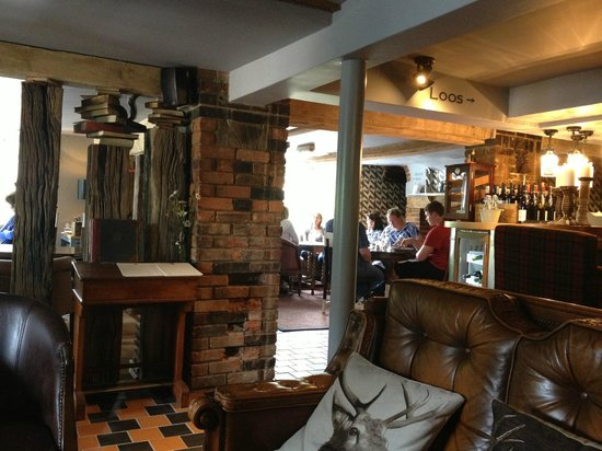 The Yew Tree: Lunch time visit