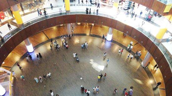 The Dubai Mall : VARIOS PISOS.