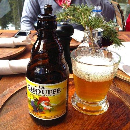 Bon Vivant: Go, drink it on the mountain