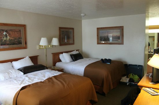 BEST WESTERN PLUS Ruby's Inn: 2 queen bed room