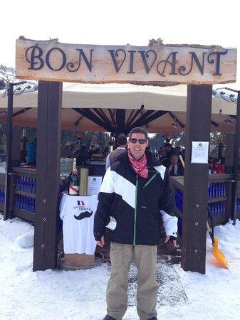 Bon Vivant: Entry