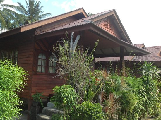 Namthip Homebeach: The bungalow