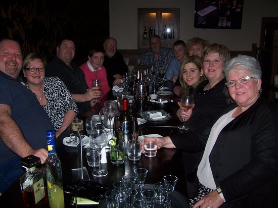 Gigi's Restaurant: Happy Customers !!