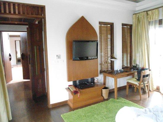 Royal Muang Samui Villas: Sclafzimmer