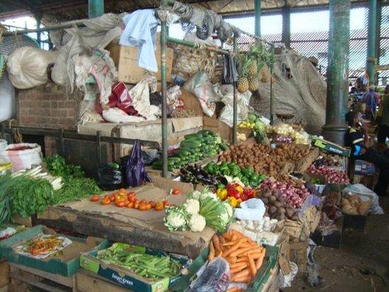 Old Town: mercato coperto