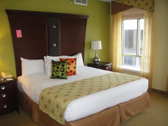 The Hotel Highland Downtown UAB: Bedroom