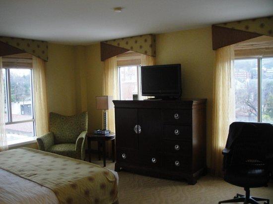 Hotel Highland at Five Points: Bedroom