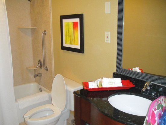 Hotel Highland at Five Points: Bath