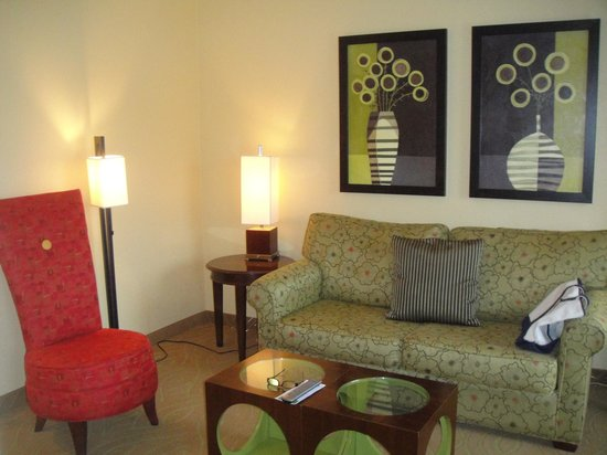 The Hotel Highland Downtown UAB: Seating