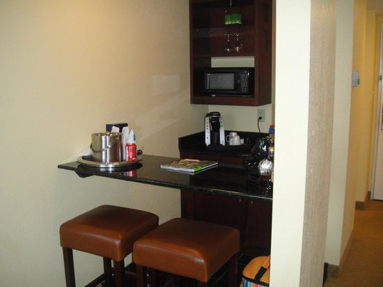 The Hotel Highland Downtown UAB : Mini Kitchen