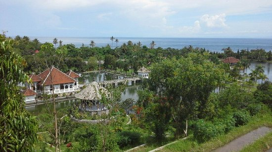 Le Palais d'eau de Soekasada Ujung : Good