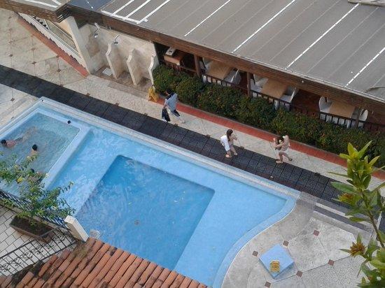 Playa Los Arcos Hotel Beach Resort & Spa: chambre intérieur droit