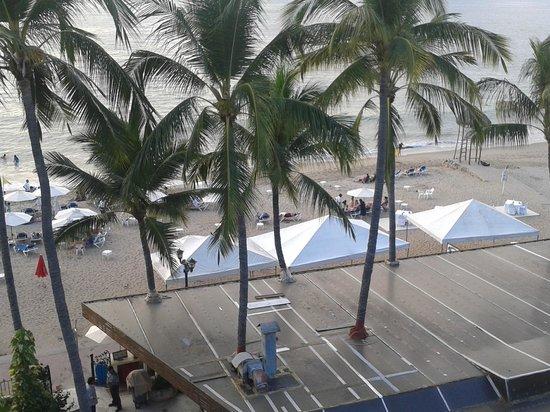 Playa Los Arcos Hotel Beach Resort & Spa: côté gauche extérieur