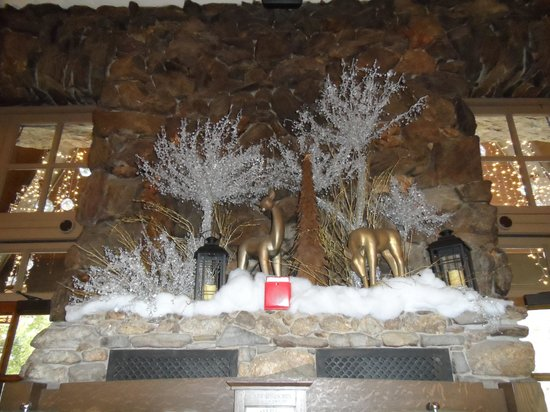The Omni Grove Park Inn: Decorations
