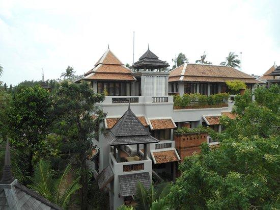 Royal Muang Samui Villas : Villa gegenüber