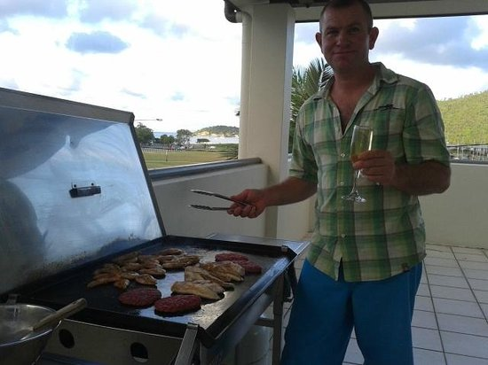 Portside Whitsunday: BBQ