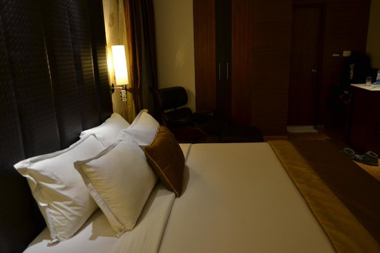 The Grand Magrath : Clean and brand new rooms