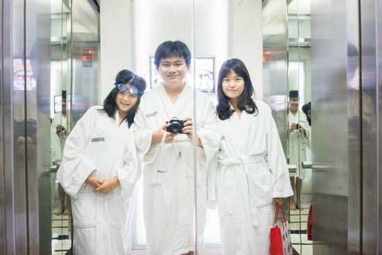 Pullman Jakarta Central Park: Great hotel