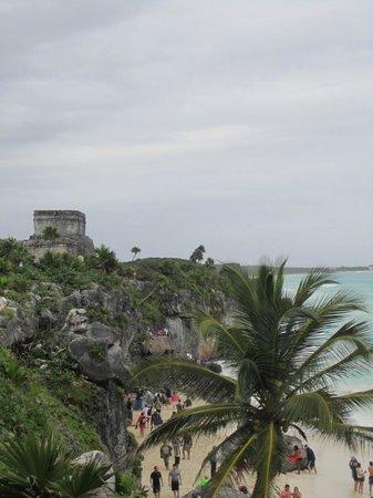 Aventuras Mayas: Tulum - Mayan ruins
