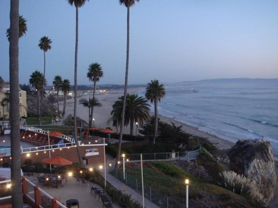 SeaCrest OceanFront Hotel : View from room