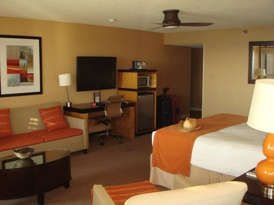 SeaCrest OceanFront Hotel : Suite