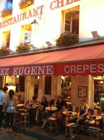 Chez Eugene
