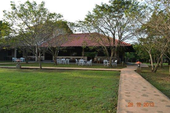 Kassapa Lions Rock: ristorante