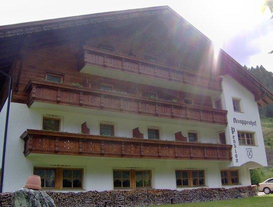 Knappenhof: façade