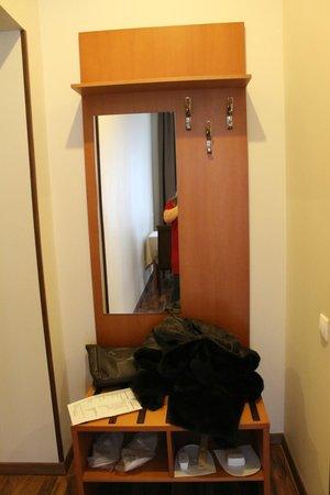 Greguar Hotel & Apartments: Коридор